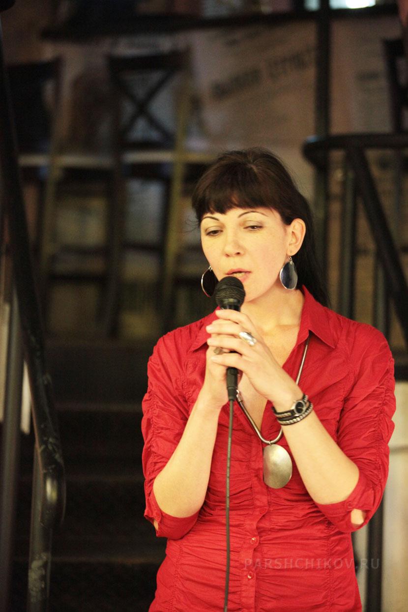 Екатерина Дробязко рассказывает