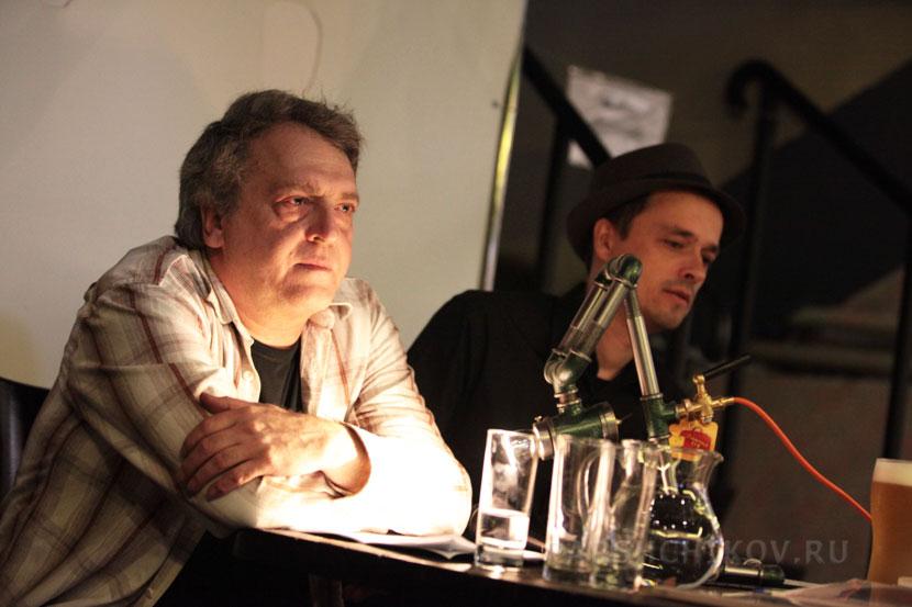 Писатель и издатель Александр Давыдов