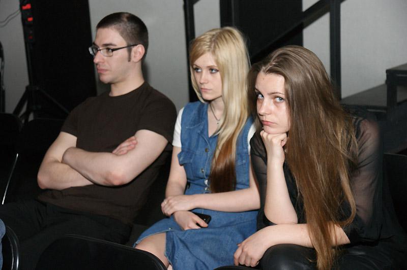Слушатели в зале, фото 1