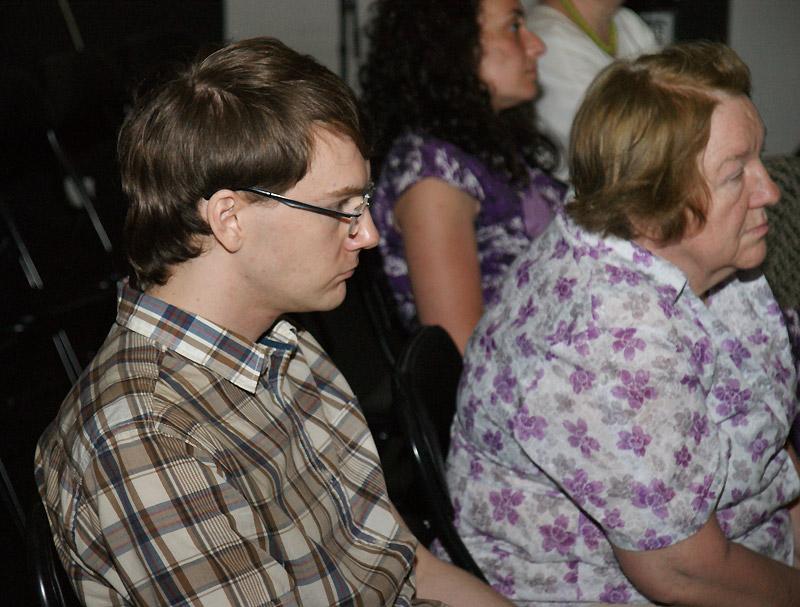 Слушатели в зале, фото 6