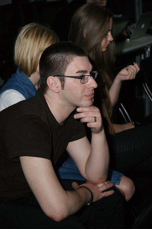 Слушатели в зале, фото 8