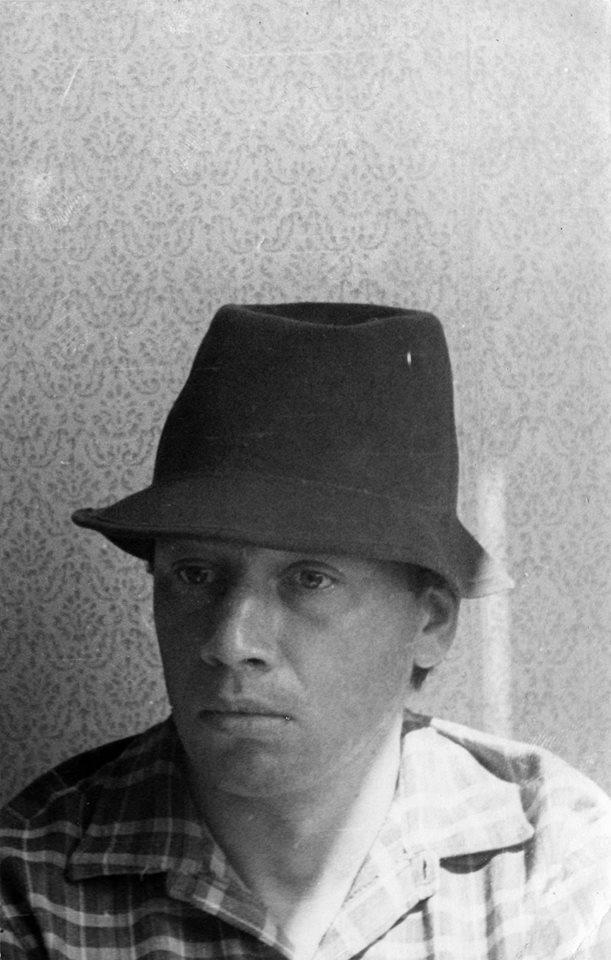 Алексей Парщиков в 1980-м